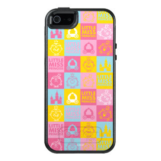 Little Miss Princess | Pretty Pastel Pattern OtterBox iPhone 5/5s/SE Case
