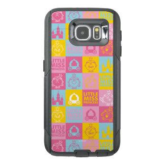 Little Miss Princess   Pretty Pastel Pattern OtterBox Samsung Galaxy S6 Case