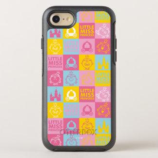 Little Miss Princess   Pretty Pastel Pattern OtterBox Symmetry iPhone 7 Case