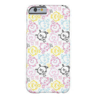 Little Miss Princess | Pretty Pastels Pattern Barely There iPhone 6 Case