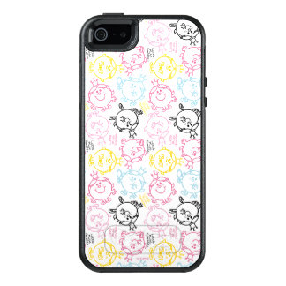 Little Miss Princess | Pretty Pastels Pattern OtterBox iPhone 5/5s/SE Case