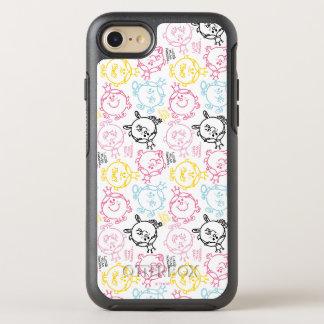 Little Miss Princess   Pretty Pastels Pattern OtterBox Symmetry iPhone 7 Case