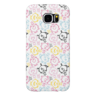 Little Miss Princess | Pretty Pastels Pattern Samsung Galaxy S6 Cases