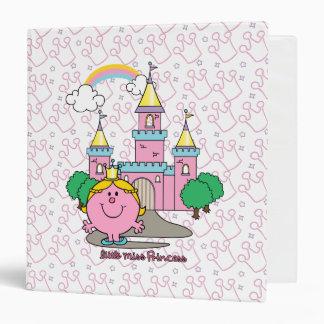 Little Miss Princess   Royal Castle Binder