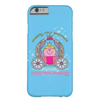 Little Miss Princess | Sparkling Carriage Barely There iPhone 6 Case