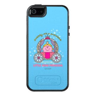 Little Miss Princess | Sparkling Carriage OtterBox iPhone 5/5s/SE Case