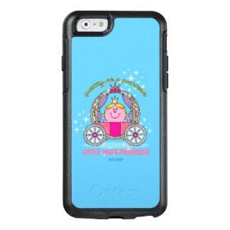 Little Miss Princess | Sparkling Carriage OtterBox iPhone 6/6s Case