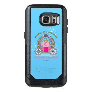 Little Miss Princess | Sparkling Carriage OtterBox Samsung Galaxy S7 Case