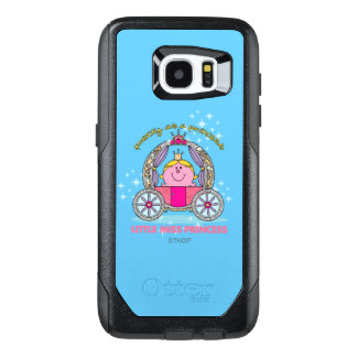 Little Miss Princess | Sparkling Carriage OtterBox Samsung Galaxy S7 Edge Case