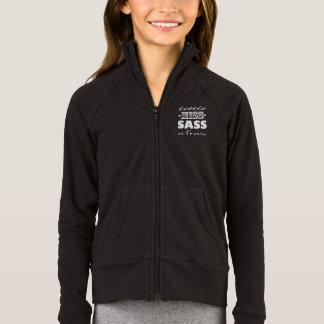 Little Miss Sassafras Jacket