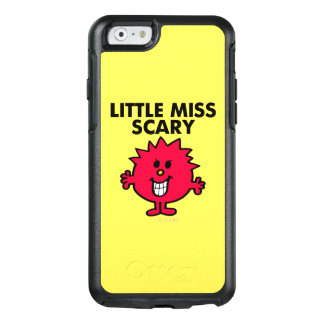 Little Miss Scary | Black Lettering OtterBox iPhone 6/6s Case