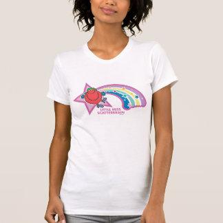 Little Miss Scatterbrain | Rainbow & Stars T-Shirt