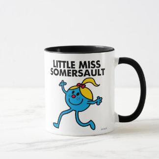 Little Miss Somersault Walking Tall