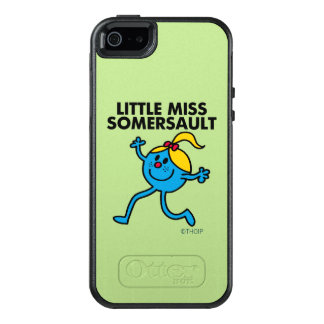 Little Miss Somersault Walking Tall OtterBox iPhone 5/5s/SE Case