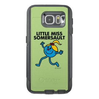 Little Miss Somersault Walking Tall OtterBox Samsung Galaxy S6 Case