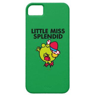 Little Miss Splendid | Black Lettering iPhone 5 Case