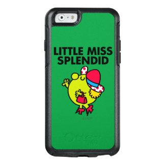 Little Miss Splendid | Black Lettering OtterBox iPhone 6/6s Case