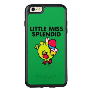 Little Miss Splendid | Black Lettering OtterBox iPhone 6/6s Plus Case