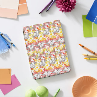 Little Miss Sunshine | All Smiles Pattern iPad Air Cover