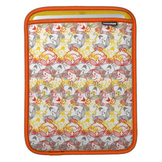 Little Miss Sunshine | All Smiles Pattern iPad Sleeve