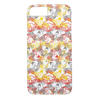 Little Miss Sunshine | All Smiles Pattern iPhone 8/7 Case