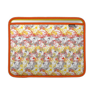 Little Miss Sunshine | All Smiles Pattern MacBook Sleeve
