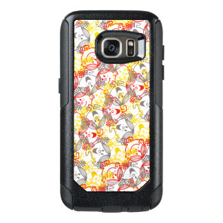 Little Miss Sunshine | All Smiles Pattern OtterBox Samsung Galaxy S7 Case
