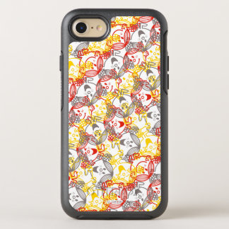 Little Miss Sunshine   All Smiles Pattern OtterBox Symmetry iPhone 7 Case