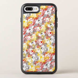 Little Miss Sunshine | All Smiles Pattern OtterBox Symmetry iPhone 7 Plus Case
