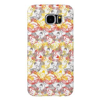 Little Miss Sunshine | All Smiles Pattern Samsung Galaxy S6 Case