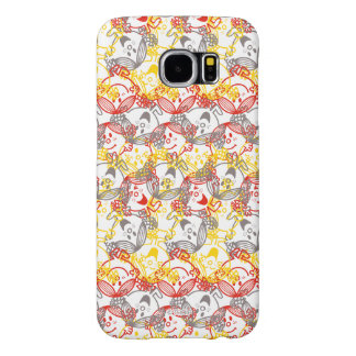 Little Miss Sunshine | All Smiles Pattern Samsung Galaxy S6 Cases