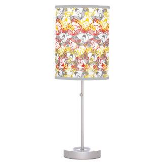 Little Miss Sunshine | All Smiles Pattern Table Lamp