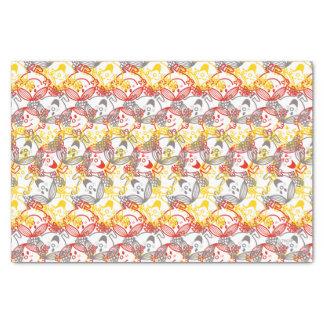Little Miss Sunshine   All Smiles Pattern Tissue Paper