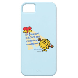 Little Miss Sunshine | All You Need Is… iPhone 5 Case