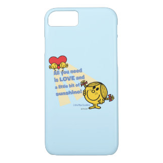 Little Miss Sunshine | All You Need Is… iPhone 7 Case