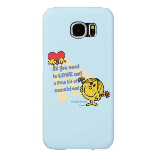Little Miss Sunshine | All You Need Is… Samsung Galaxy S6 Cases