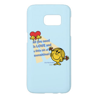 Little Miss Sunshine | All You Need Is… Samsung Galaxy S7 Case