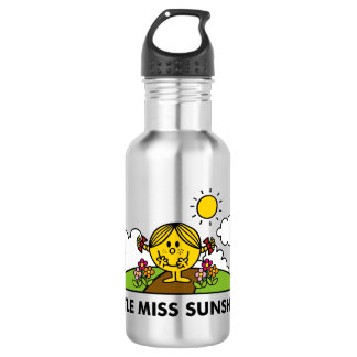 Little Miss Sunshine | Back To Nature 532 Ml Water Bottle