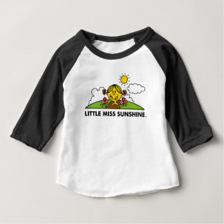 Little Miss Sunshine | Back To Nature Baby T-Shirt