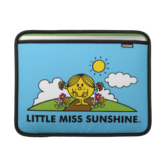 Little Miss Sunshine | Back To Nature MacBook Sleeve