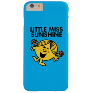 Little Miss Sunshine Barely There iPhone 6 Plus Case