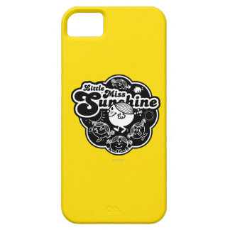 Little Miss Sunshine | Black & White iPhone 5 Cases