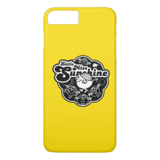 Little Miss Sunshine | Black & White iPhone 7 Plus Case