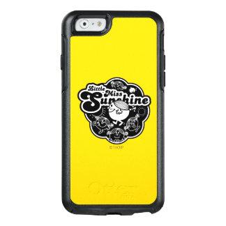 Little Miss Sunshine | Black & White OtterBox iPhone 6/6s Case
