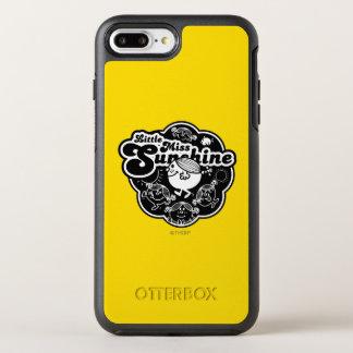 Little Miss Sunshine | Black & White OtterBox Symmetry iPhone 8 Plus/7 Plus Case