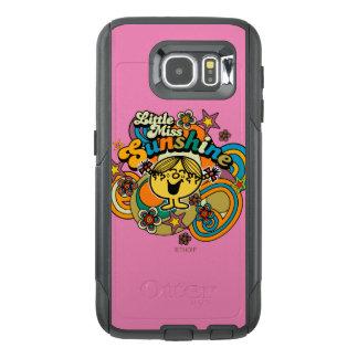 Little Miss Sunshine   Floral Delight OtterBox Samsung Galaxy S6 Case