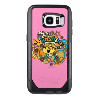 Little Miss Sunshine | Floral Delight OtterBox Samsung Galaxy S7 Edge Case