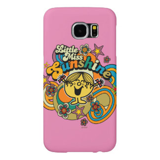 Little Miss Sunshine | Floral Delight Samsung Galaxy S6 Cases