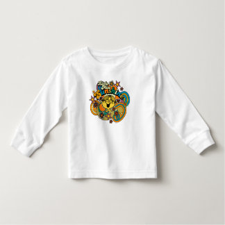 Little Miss Sunshine | Floral Delight Toddler T-shirt