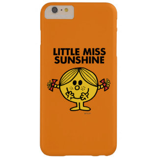 Little Miss Sunshine | Funny & Freckled Barely There iPhone 6 Plus Case